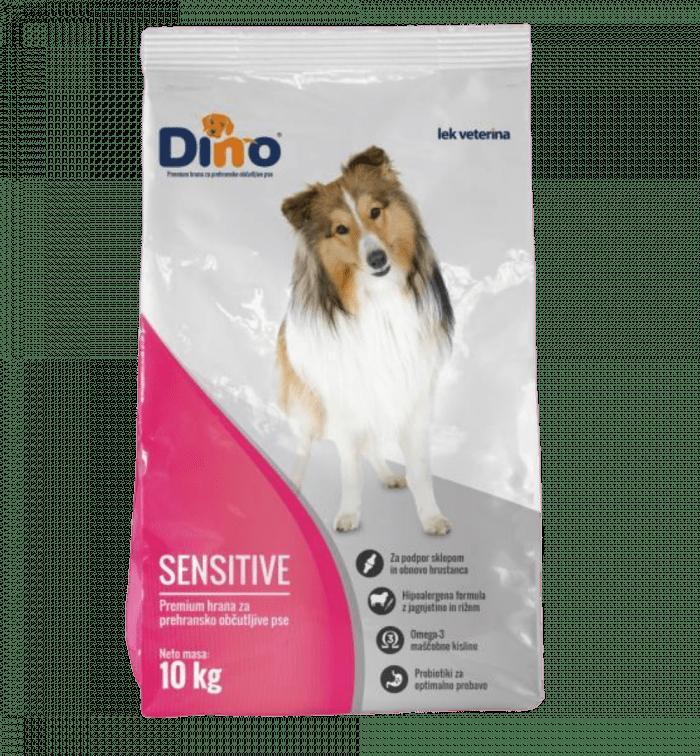 Dino Sensitive